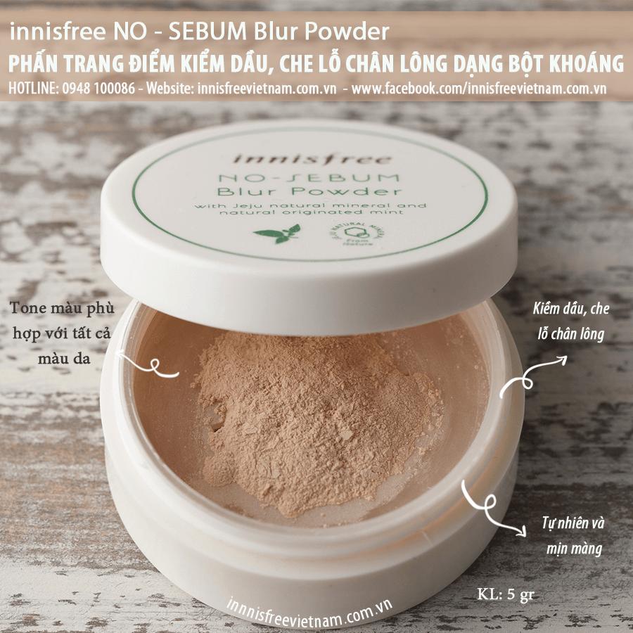 blur powder