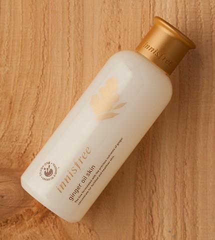 innisfree ginger oil skin-2