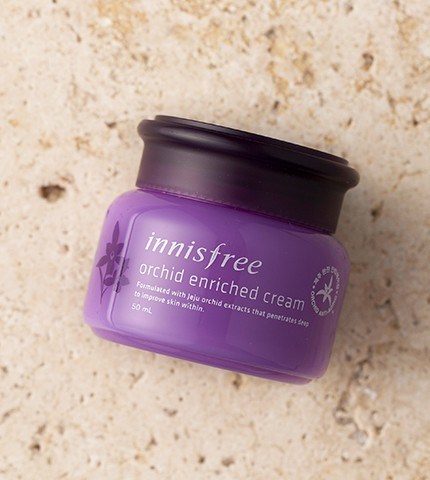 innisfree orchid enriched cream-1