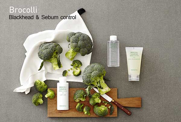 Innisfree Broccoli Clearing, lotion, lotion innisfree, sữa dưỡng, sữa dưỡng innisfree, sữa dưỡng thể, sữa dưỡng thể innisfree