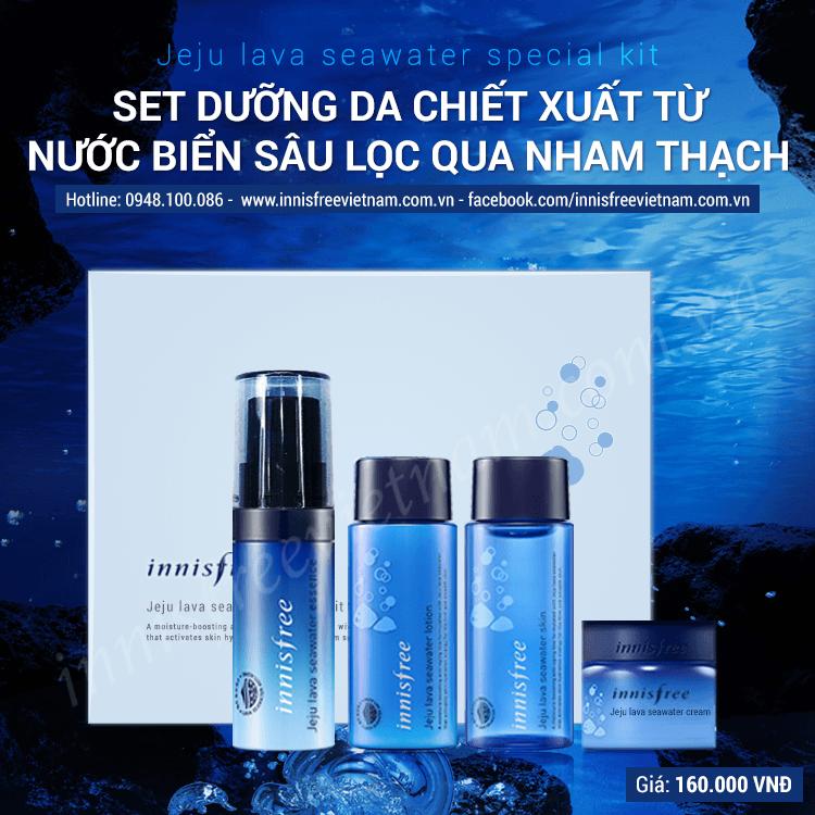 Jeju-Lava-Seawater-Special-Kit