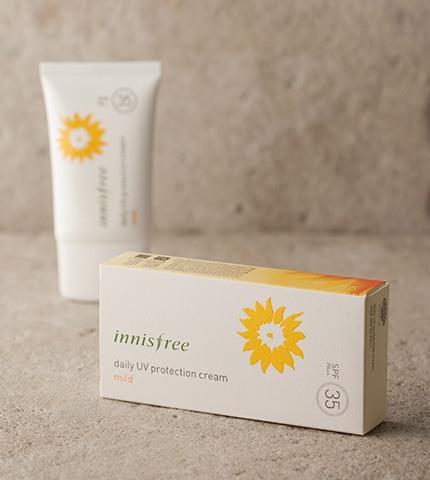 Innisfree Daily UV protection cream mild - 3