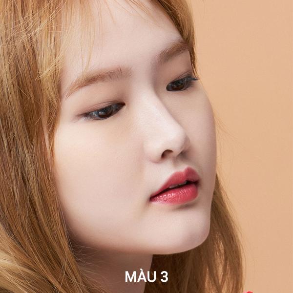 Innisfree Real Fit Creamy Lipstick màu 3