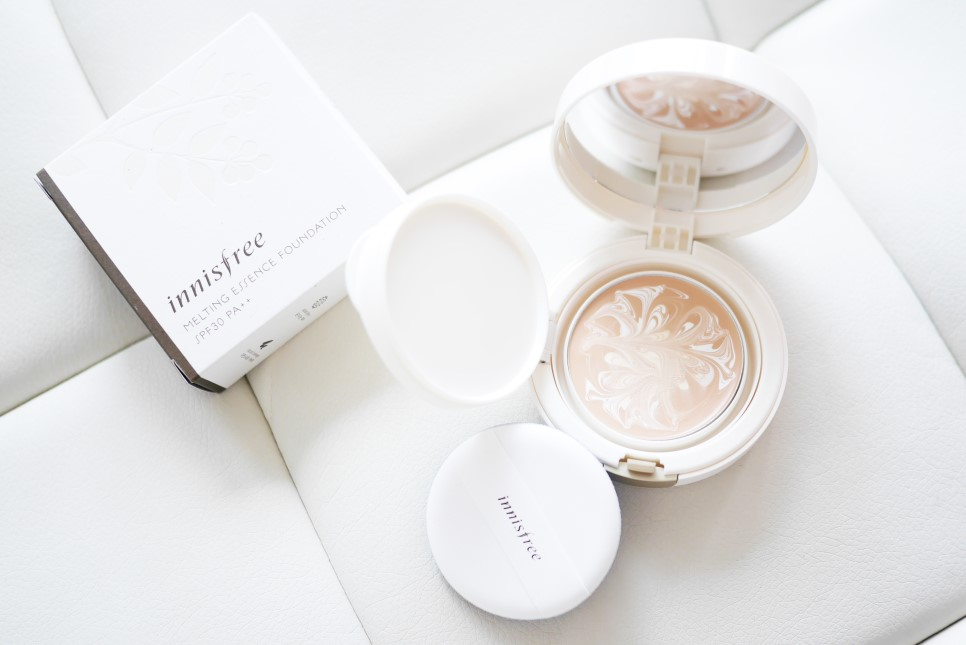 INNISFREE MElting essence foundation-2