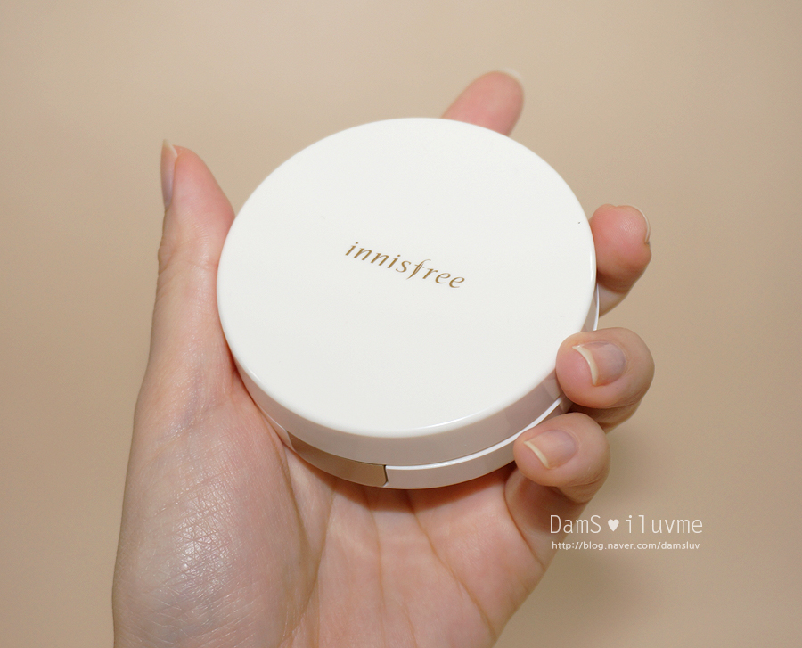 INNISFREE MElting essence foundation-7