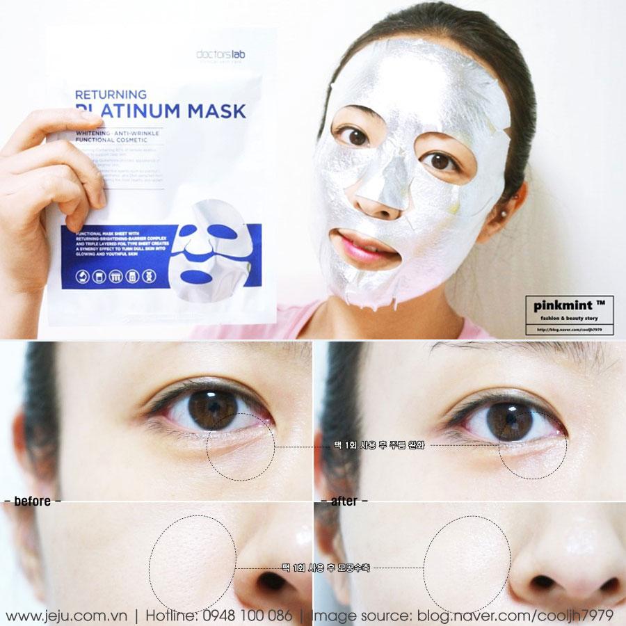 Doctorslab Returning Platinum Mask