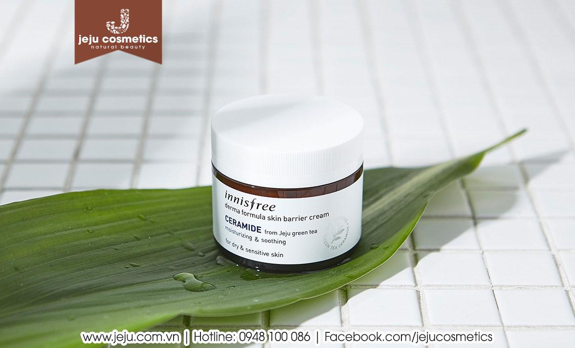 Innisfree Derma Formula Skin Barrier Cream