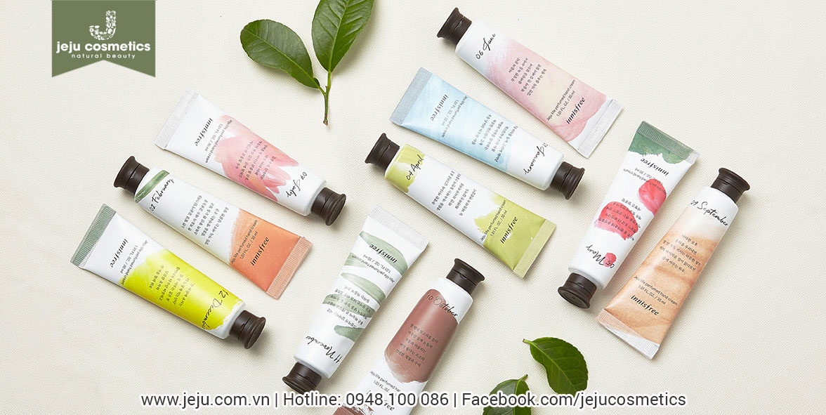 Innisfree Jeju Life Perfumed Hand Cream